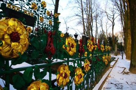 Nebenan am See: Jüdischer Friedhof Weißensee Berlin