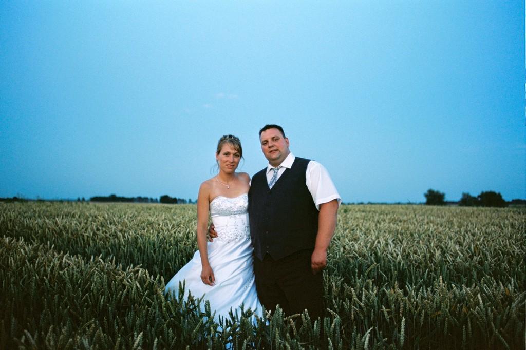 Oli lebt mit seiner Frau Lydia auf dem elterlichen Grundstück. © Neue Visionen Filmverleih