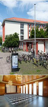 Kunsthochschule – Denkmal der Nachkriegsmoderne. Führungen am Tag des offenen Denkmals