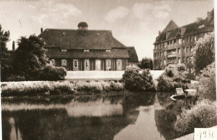 Stadthalle am Kreuzpfuhl in Weißensee