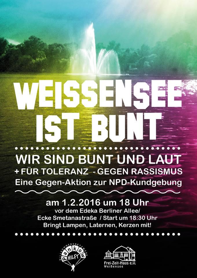 Weißensee: Bunt und laut