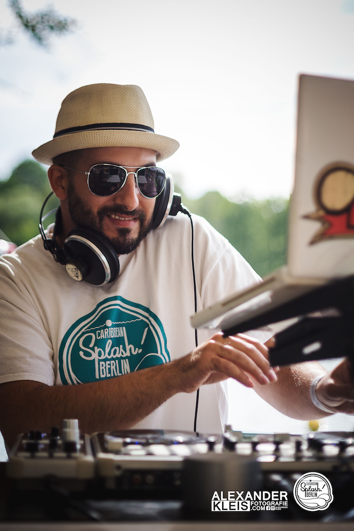 Nebenan am See: DJ Shortleg