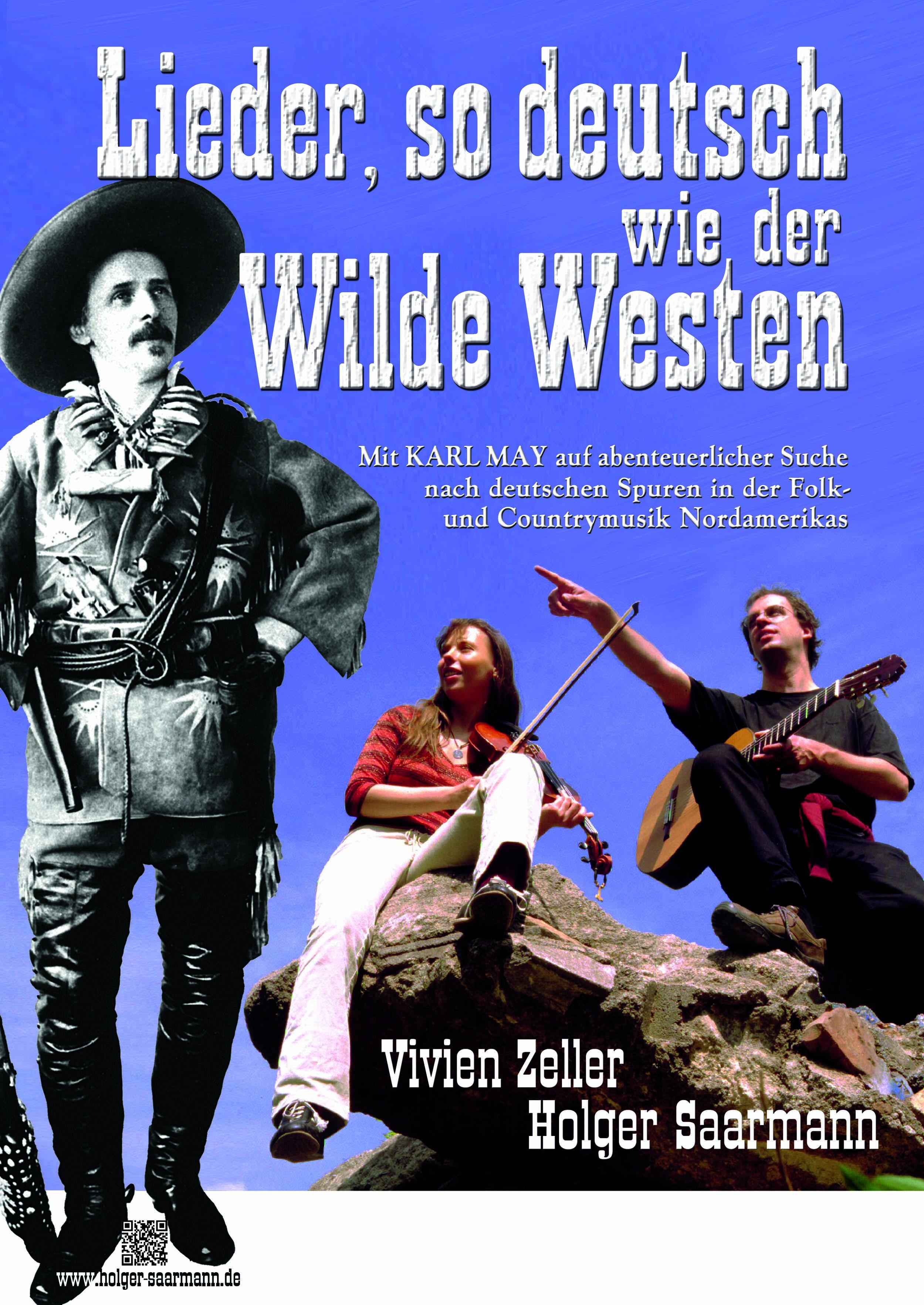 Bei Sepp: Lieder, so deutsch wie der Wilde Westen