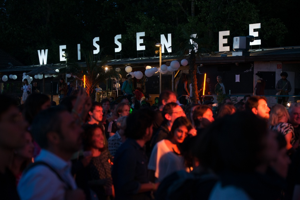 By the Lake Festival in Berlin Weißensee (Foto: Thomas M. Jauck)
