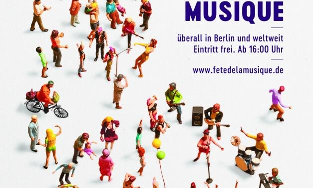 Fête de la Musique 2017: 4 x Weißensee