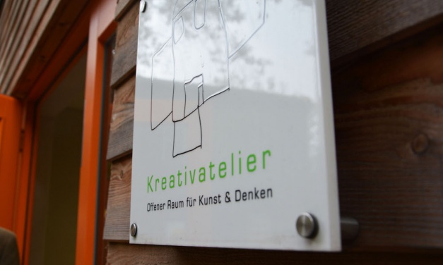Nebenan am See: Inklusives Kreativatelier in der Brotfabrik