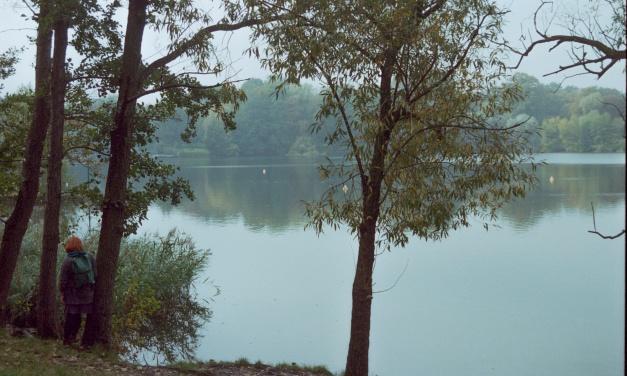 Nebenan am See: Shootingday Weissensee für die Ostkreuzschule für Fotografie